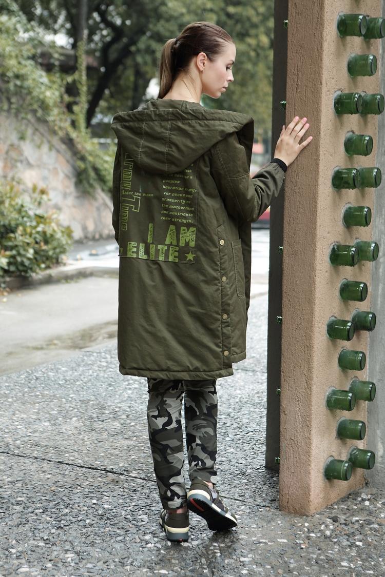 WMY720617秋冬女士棉衣